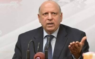 پاناما لیکس پرکمیشن کے معاملے پر اپوزیشن جماعتوں سے مشاورت جاری ہے، عمران خان اس سلسلے میں آج واضح لائحہ عمل دیں گے : چوہدری سرور