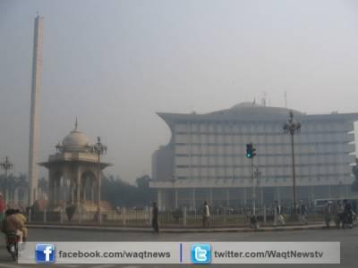 اگلے چوبیس گھنٹے کے دوران ملک کے بیشترعلاقوں میں موسم گرم اور خشک رہے گا۔محکمہ موسمیات