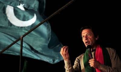 کسی وقت بھی رائیونڈ جانے کا اعلان کرسکتا ہوں، میاں صاحب اگر جرم ثابت ہوا تو آپ گھر نہیں جیل جائیں گے، عمران خان