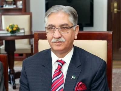 سابق چئیرمین سینیٹ Nayar Bukhariڈسٹرکٹ کورٹ میں تلاشی لینےپربرامان گئے