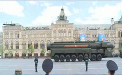 russiaنےدنیاکاسب سےخطرناک اورمہلک ترین جوہری ہتھیار تیارکر لیا ہےجسے'شیطان 2'کا نام دیاگیا