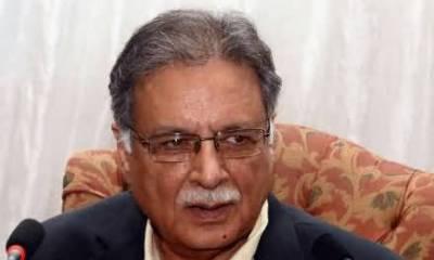 KPKکےعوام کادل صوبےکےحکمرانوں سےبھرچکا ہے،پشاور کےضمنی انتخاب کا نتیجہ پروپیگنڈااورانتشارکی سیاست پرطمانچہ ہے:پرویزرشید