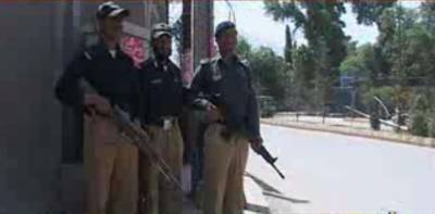 KPمیں پولیس اورفورسز نےسرچ آپریشن میں25 سےزائد مشتبہ افراد کوگرفتارکرکےبڑی تعدادمیں اسلحہ برآمدکرلیا