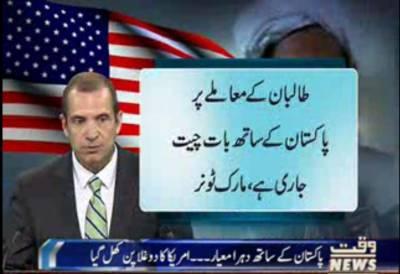 پاکستان مخالف رویہ،امریکا کادوغلا پن کھل کرسامنےآگیا
