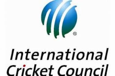 انٹر نیشنل کرکٹ کونسل نے ٹیسٹ کرکٹ کی نئی رینکنگ جاری کر دی ہے
