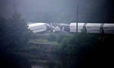 بلجیئم میں دومسافر ٹرینیں ٹکرانے سے3افراد ہلاک کم از کم 14شدید زخمی ہو گئے
