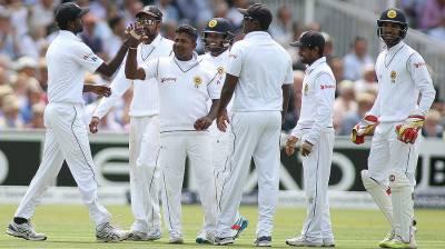 انگلینڈ نے سری لنکا کیخلاف لارڈز ٹیسٹ کے پہلے روز 6 وکٹوں کے نقصان پر 279 رنز بنا لئے