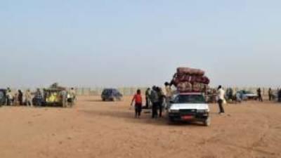 صحارا ریگستان میں الجیریا کی سرحد کے قریب چونتیس تارکین وطن کی لاشیں ملی ہیں جن میں 20 بچے بھی شامل ہیں