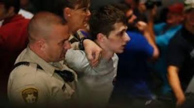 لاس ویگاس میں ڈونلڈ ٹرمپ پر قاتلانہ حملہ کرنیوالا انیس سالہ شخص برطانوی عدالت میں خاموش رہا