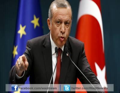 یورپ اسلام فوبیا کا شکار ہے اسی لیے ترکی کو یورپی یونین کی رکنیت نہیں دی جارہی. صدراردگان