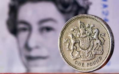 لندن: یورپی یونین سے علیحدگی 'برطانوی پائونڈ کی قدر میں مزید5روپے کی کمی.