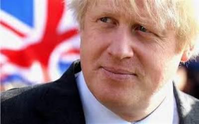 لندن کے سابق میئر بورس جانسن نے وزارت عظمیٰ کی دوڑ سےدستربردار ہونےکا اعلان کردیا