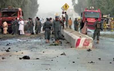افغان صوبے خوست پر دہشت گردوں کا حملہ ناکام بنا دیا گیا افغان سیکورٹی فورسز کی جوابی کارروائی میں67دہشت گرد ہلاک ہوگئے