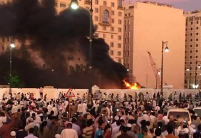 سعودی وزارت داخلہ نے مسجد نبوی کے قریب اور قطیف میں خودکش حملہ کرنے والوں کی تصاویر جاری کردی