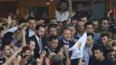 امریکا میں بیٹھ کر ترکی کے خلاف سازشیں کرنے والے ناکام ہونگے۔ طیب اردوان
