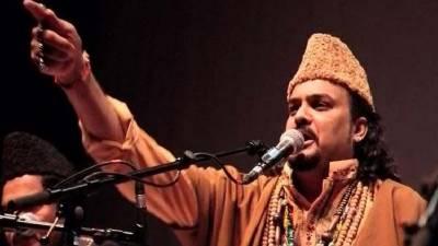 معروف قوال امجد صابری شہید کے قتل میں ملوث مبینہ ٹارگٹ کلر کو گرفتار کرلیا گیا ہے