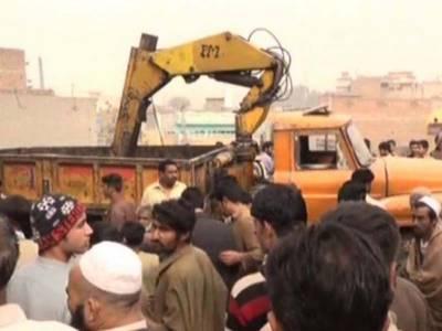 لاہور میں اورنج لائن ٹرین منصوبے کی تعمیر میں ہلاکتوں کا سلسلہ جاری ہے