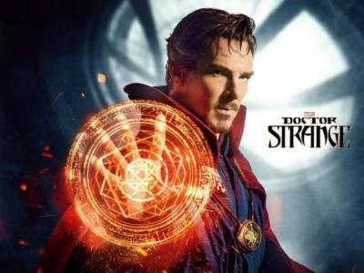 ہالی وڈ کی ایکشن فلم'ڈاکٹر سٹرینج' کا نیا ٹریلر جاری کردیا گیا،