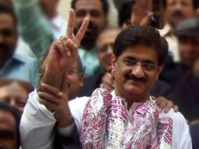وزیراعلیٰ سندھ مراد علی شاہ نے سکھر ائیرپورٹ پر شاہانہ پروٹوکول لیا