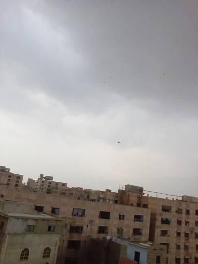 کراچی میں مطلع ابرآلود ہونے اور تیزہوائیں چلنے سے موسم خوش گوارہوگیا