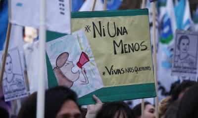 پیرو میں پچاس ہزار خواتین نے صنفی امتیاز اور تشدد کیخلاف ریلی نکالی،