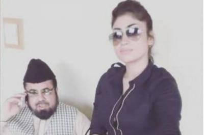 قندیل بلوچ قتل کیس: مفتی عبدالقوی کی گرفتاری کے لئے بھی خصوصی ٹیم تشکیل دے دی ہے۔