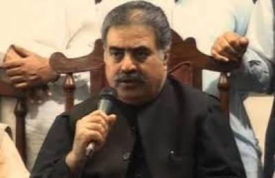 بھارت بلوچستان میں حالات خراب کر رہا ہے، براہمداغ بلوچستان کا ہی نہیں پاکستان کا بھی غدار ہے:بلوچستان نواب ثناء اللہ زہری