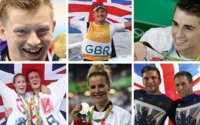ریو اولمپکس میں امریکہ تیرانوے تمغوں کے ساتھ بدستور سرفہرست ہے