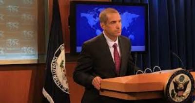 ا فغانستان میں مصالحتی عمل افغان قیادت کے ذریعے چاہتے ہیں۔ افغان صدر اشرف غنی اور چیف ایگزیکٹو عبداللہ عبداللہ کو ملکر کام کرنا ہوگا: امریکا