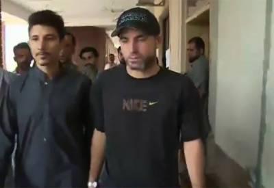 امریکی شہری میتھیوبیرٹ کو عدالتی حکم پر لاہور ایئرپورٹ سے امریکہ ڈی پورٹ کردیا گیا