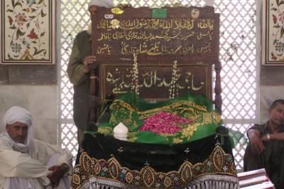 پنجابی کے عظیم صوفی شاعر حضرت بابا بلھے شاہ رحمۃ اللہ علیہ کے تین روزہ عرس کی تقریبات آج سے شروع ہو گئیں
