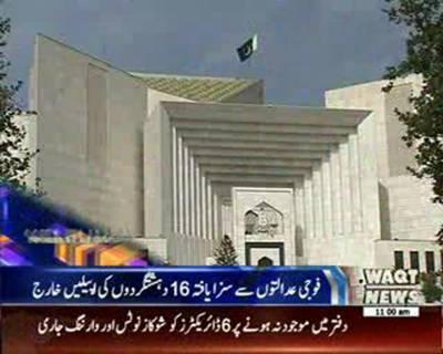 Waqtnews Headlines 11:00 AM 29 August 2016