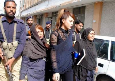 راولپنڈی کسٹم عدالت نے کرنسی سمگلنگ کیس میں ماڈل ایان علی کی حاضری سے مستقل استثنٰی کی درخواست پر کسٹم حکام کو نوٹس جاری