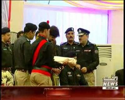 سندھ پولیس میں ترقیاں