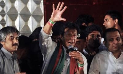 عمران خان کے وزیراعظم سے چار سوال، جواب نہ ملنے پر عید کے بعد رائیونڈ جانے کا اعلان