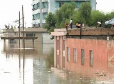 شمالی کوریا کے سرحدی علاقے میں سیلاب نے تباہی مچا دی' 133 سے زائد افراد ہلاک 'سینکڑوں افراد لاپتہ