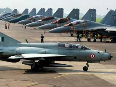 سری نگر میں بھارتی جنگی طیارہ ہنگامی لینڈنگ کے دوران تباہ ہوگیا