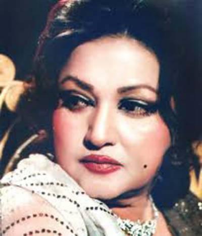 برصغیر پاک وہند کی نامور گلوکارہ ملکہ ترنم نور جہاں کی آج90 ویں سالگرہ منائی جا رہی ہے,