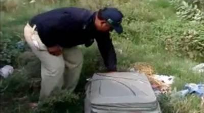 اسلام آباد پولیس نے بیگ سے ملنے والی لڑکی کی لاش کا معمہ حل کرلیا