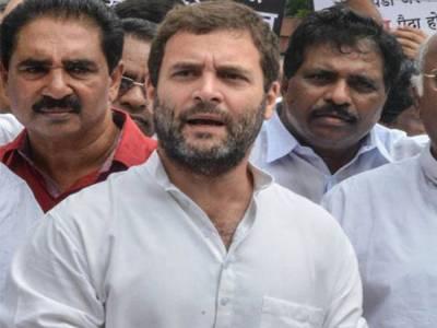 راہول گاندھی نےمودی کو اوقات یادکرائی تو حکومتی وزرا اور بھارتی میڈیا انہیں کے خلاف زہر اگلنا شروع ہوگیا