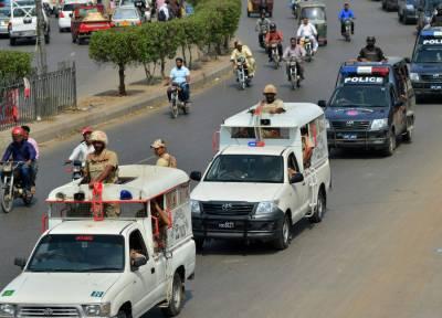 کراچی: قانون نافذ کرنے والے ادارے متحرک ہوگئے،عزیزآباد میں واقع تمام بند مکانات کی تلاشی کافیصلہ