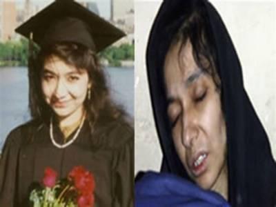 سندھ ہائیکورٹ نے ڈاکٹرعافیہ کی رہائی سے متعلق درخواست پروفاقی حکومت سے25اکتوبر تک جواب طلب کر لیا۔