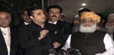 وزیرعظم نواز شریف کو کبھی غدار نہیں کہا، عمران خان نے مائنس ون کی بات کر کے غلط پیغام دیا : بلاول بھٹو