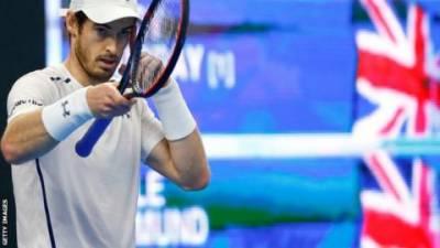 برطانیہ کے اینڈی مرے چائنہ اوپن ٹینس ٹورنامنٹ کے سیمی فائنل میں پہنچ گئے
