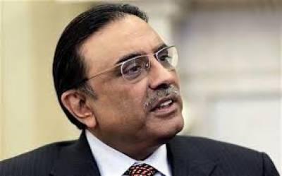آصف علی زرداری کا پارلیمنٹ میں متفقہ طور پر غیرت کے نام پر قتل اور انسداد زنا بالجبر قوانین منظور ہونے کا خیرمقدم
