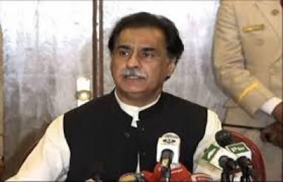 سپیکر قومی اسمبلی سردار ایاز صادق عمران خان پر برس پڑے