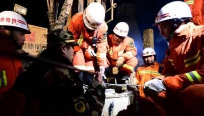 چین میں 4مکانات منہدم ہو گئے جس کے نتیجے میں 8افراد ہلاک جبکہ5زخمی ہو گئے