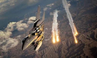 خیبر ایجنسی کی وادی تیراہ میں جیٹ طیاروں کی بمباری, سات دہشتگردوں کو ہلاک کردیا۔