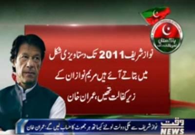 عمران خان وزیراعظم پر برس پڑے, وزیراعظم کی جانب سےالیکشن کمیشن میں ایک بار پھرجھوٹ بولاگیا,عمران خان