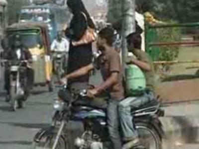 لاہورمیں 9اور10 محرم کو موٹرسائیکل کی ڈبل سواری پر پابندی عائد کردی گئی